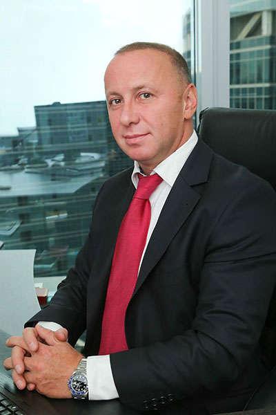 Глава финансовой компании ЕвроТраст Евгений Зандман